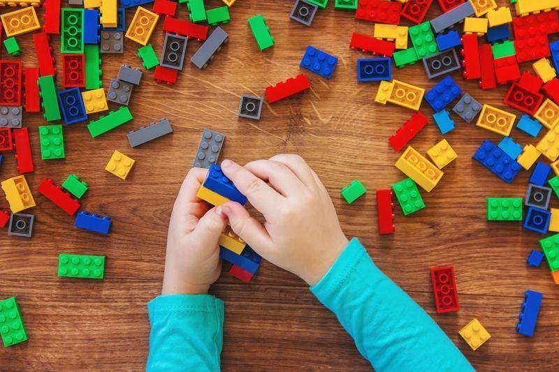 jugar bloques Design Thinking