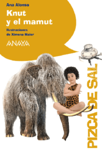 Knut y el mamut, libros para cultivar el valor de la amistad y el compañerismo