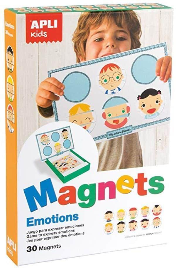 APLI Kids: Juego magnético para explorar estados de ánimo