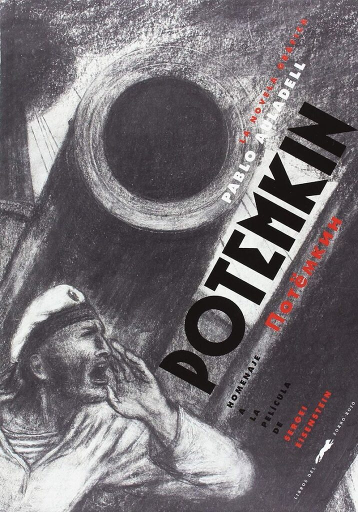 Potemkin Novelas gráficas para adolescentes