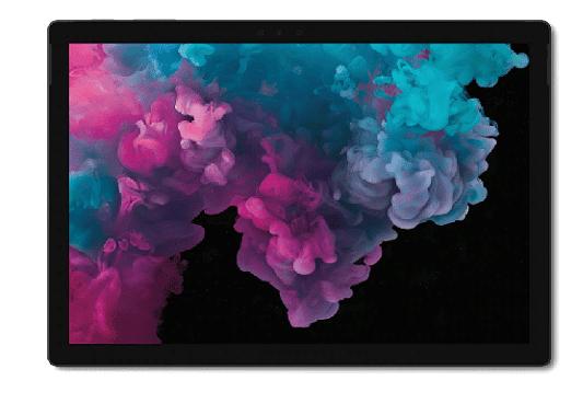 Convertible Microsoft Surface Pro 6
