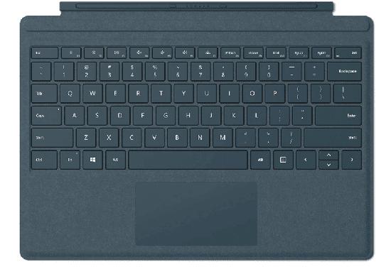 Funda teclado signature de Microsoft
