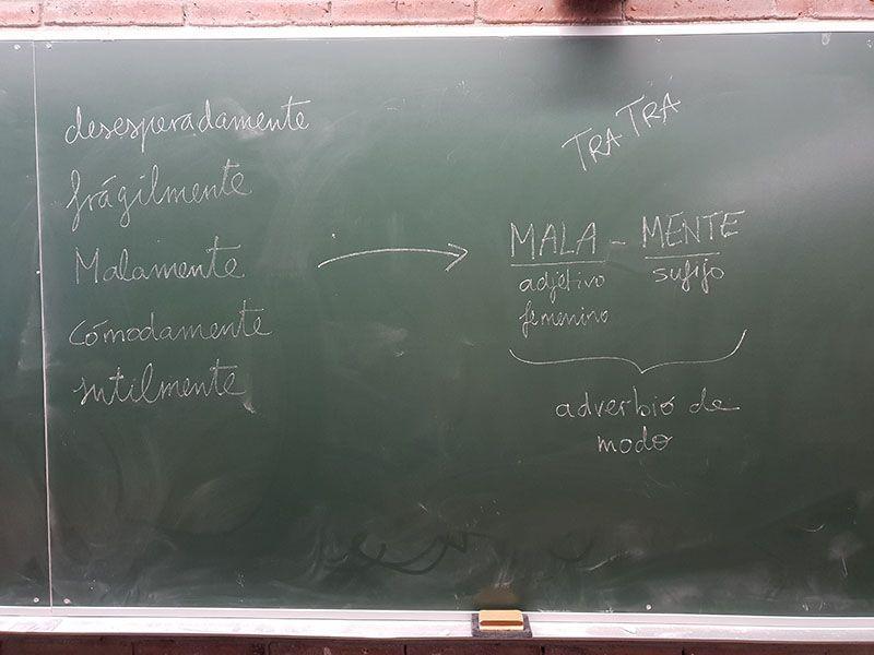 Malamente-Rosalía experiencias innovadoras para el aprendizaje de gramática