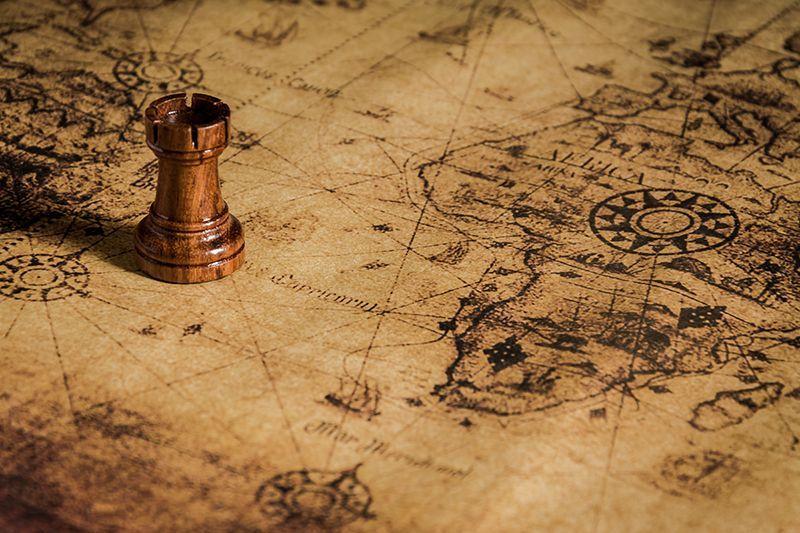 Juegos de mesa geografía