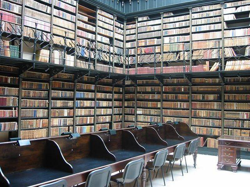 Biblioteca Central de Jérez bibliotecas para visitar en familia