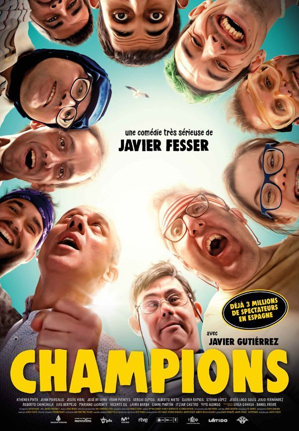 campeones películas ESO