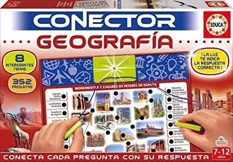 Conector geografía