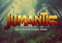 JUMANTIC: escape room
