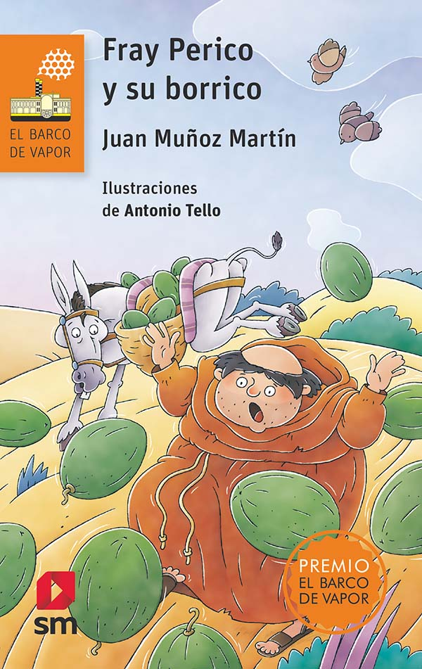 Fray perico y su borrico libros y cuentos infancia