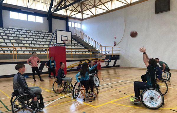 juegos paralímpicos semana de proyectos