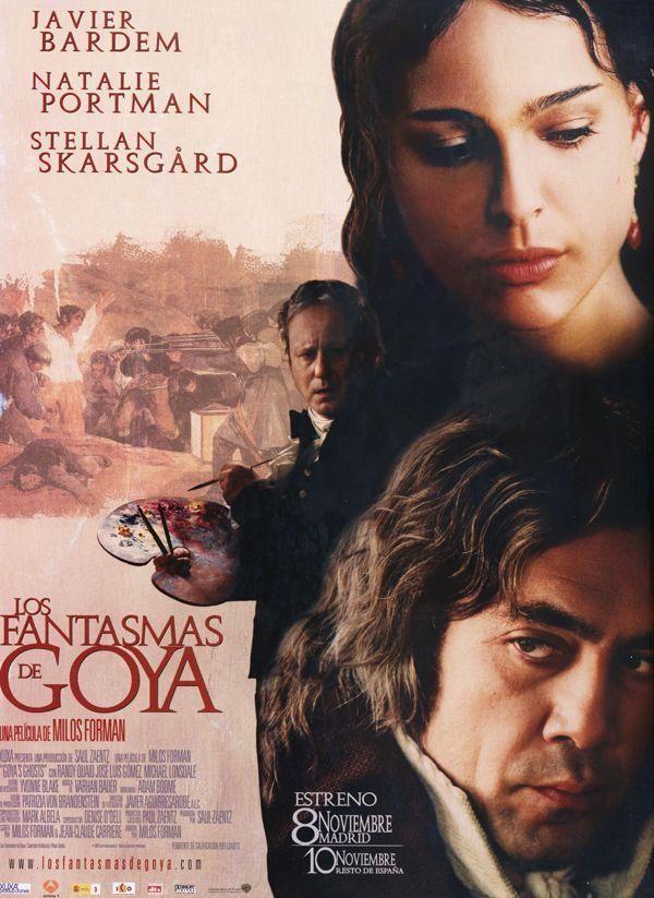 fantasmas Goya películas ESO