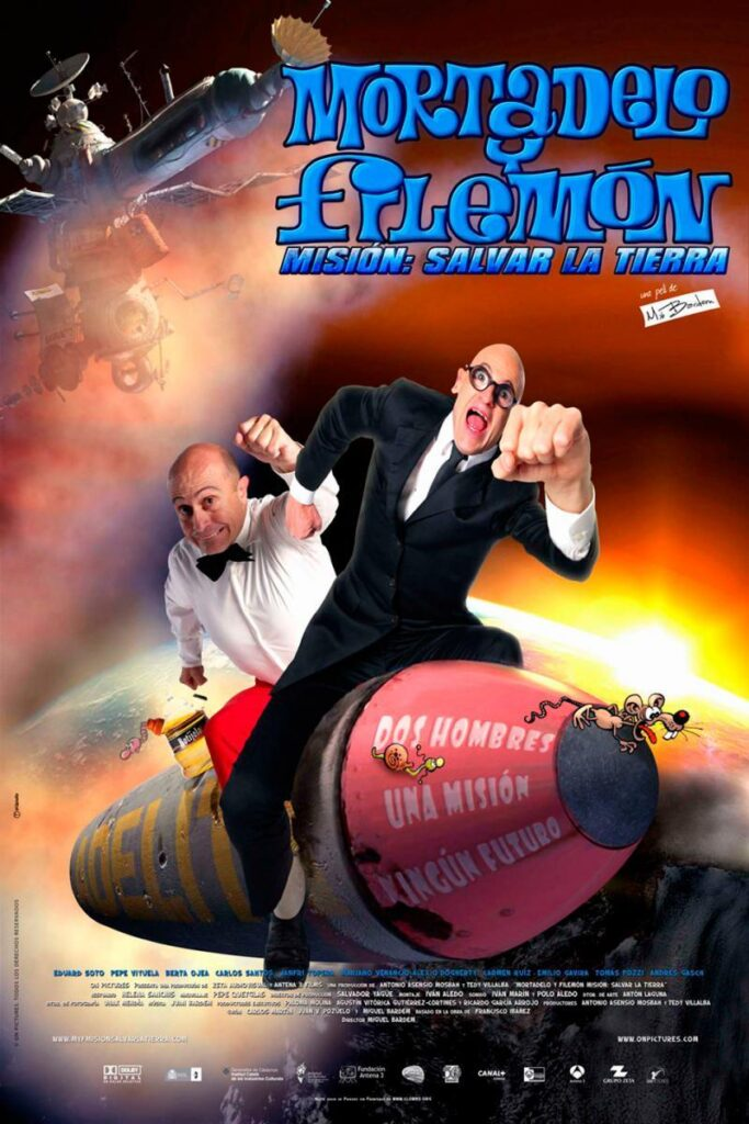 Mortadelo y Filemón: Misión salvar la tierra