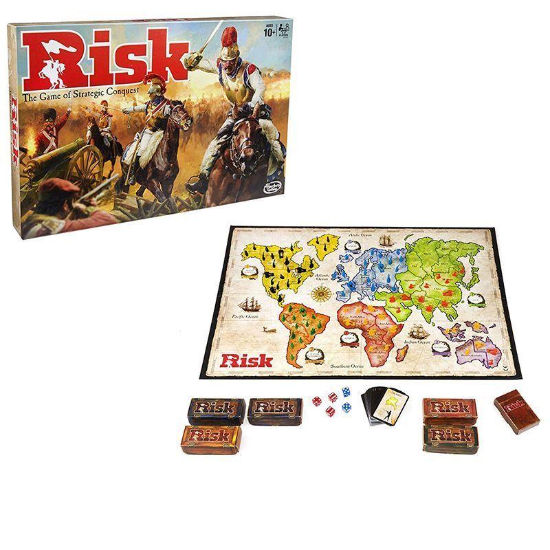 Risk geografía