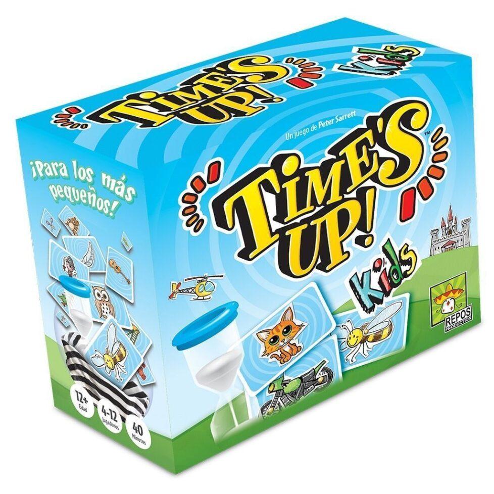 Time's Up Aprendizaje Basado en Juegos