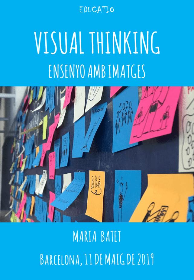 Visual Thinking eventos educativos de mayo 2019