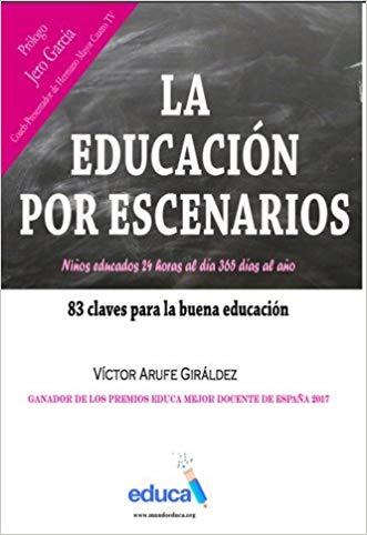 educacion por escenarios Lecturas recomendadas para abril