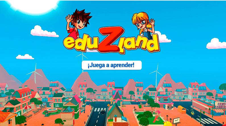 eduZland, gamificación en Primaria