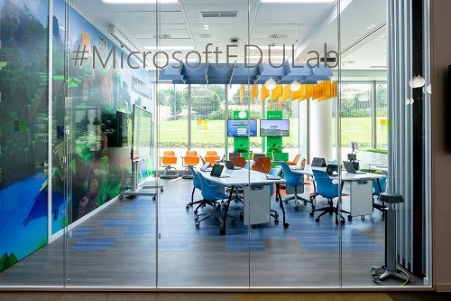 #MicrosoftEduLab, un espacio para promover aprendizajes colaborativos