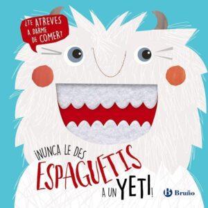 espaguetis yeti
