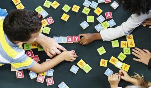 juegos de mesa en el aula