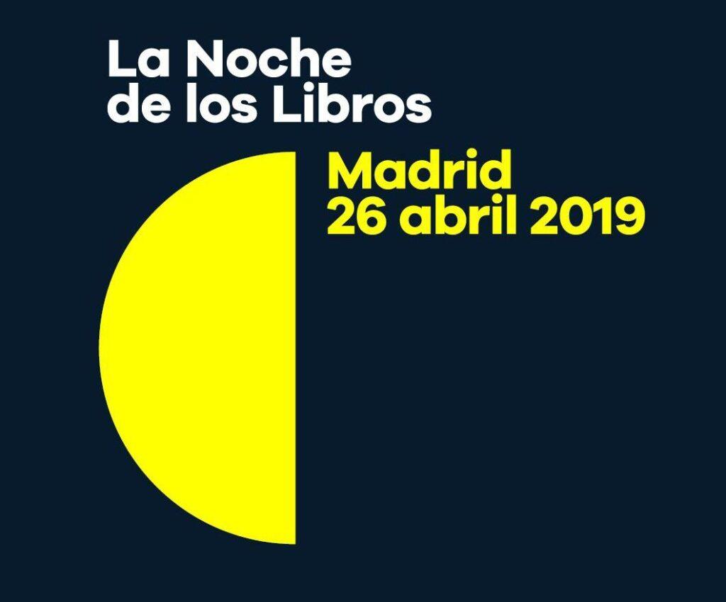 Noche de los Libros para celebrar el Día del Libro