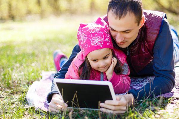padre lectura digital