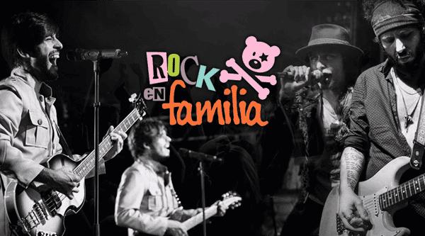 rock conciertos de música con niños