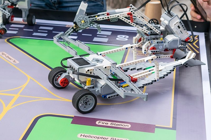 robots para aprender a programar