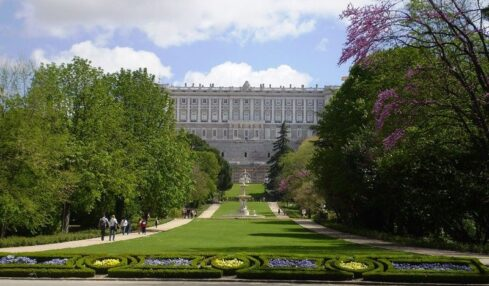jardines con historia