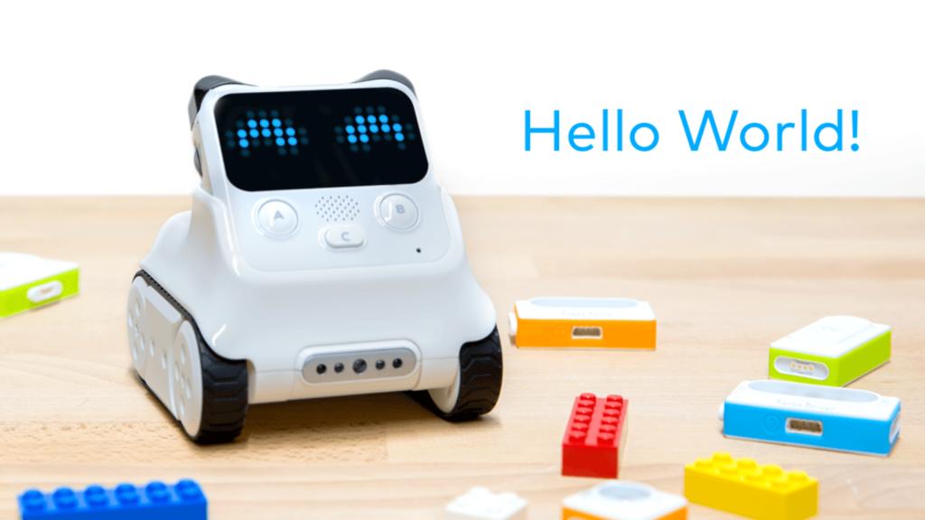 Hello-Rocky robots para aprender a programar