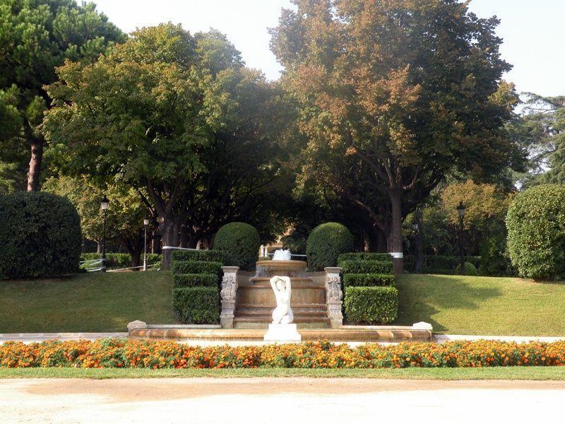 Jardines-Pedralbes