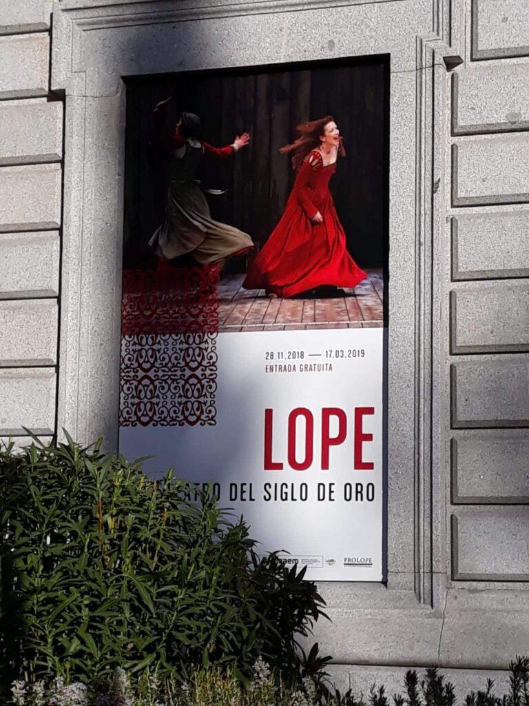 Lope de Vega safari literario por Madrid