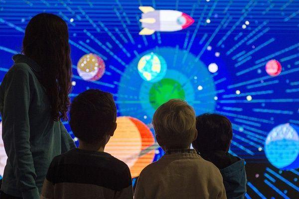museos de ciencia y tecnología familia
