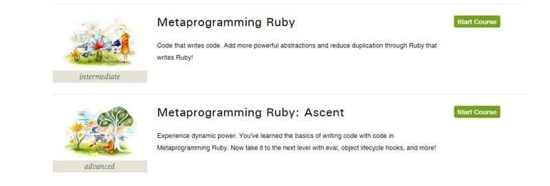 Rubymonk para aprender a programar