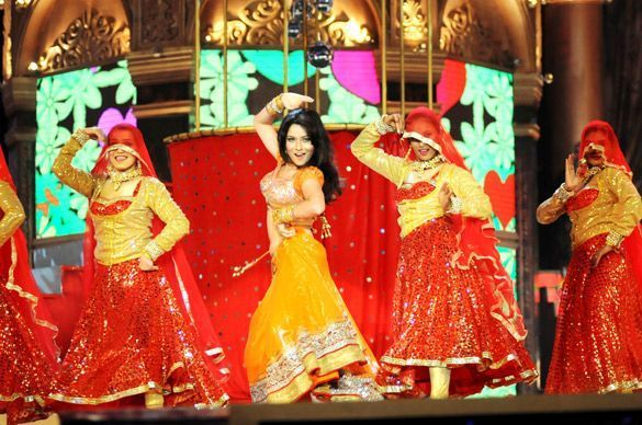 Bollywood colours of India Musicales en familia