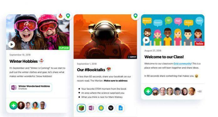Plataformas COMO herramientas de apoyo para profesores