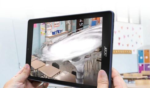 Acer Chromebook Tab10 tableta realidad aumentada
