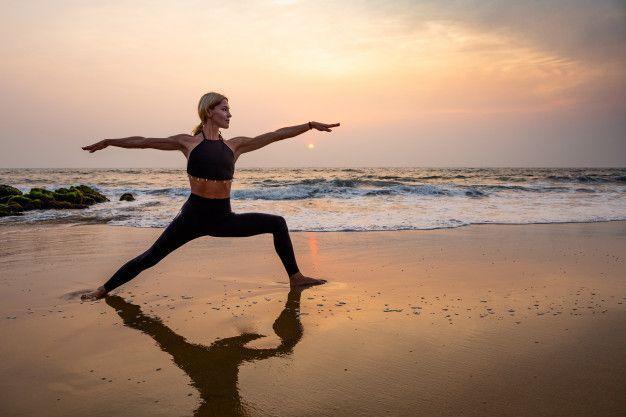 El-Guerrero Yoga pequeños