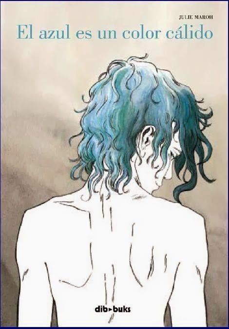 El azul es un color cálido Libros con temática LGTBI
