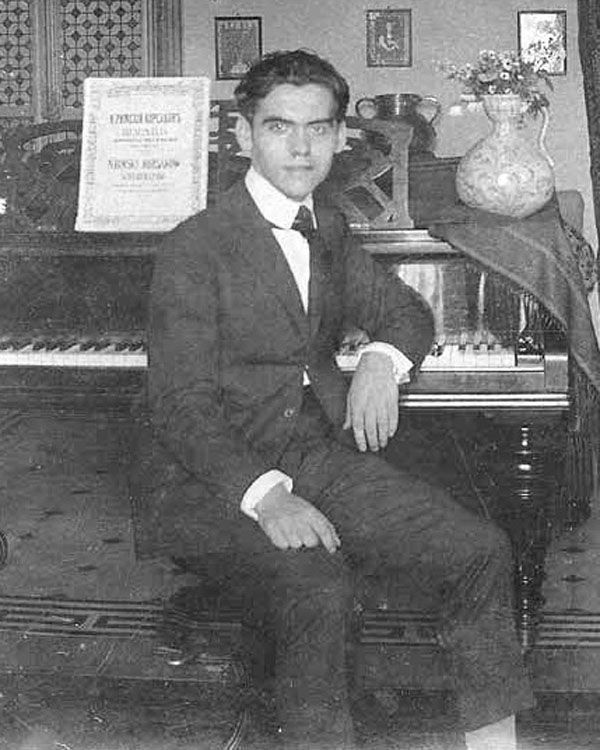 Federico Gracía Lorca rutas teatralizadas