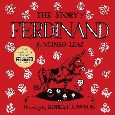 Ferdinand Cuentos cortos en inglés