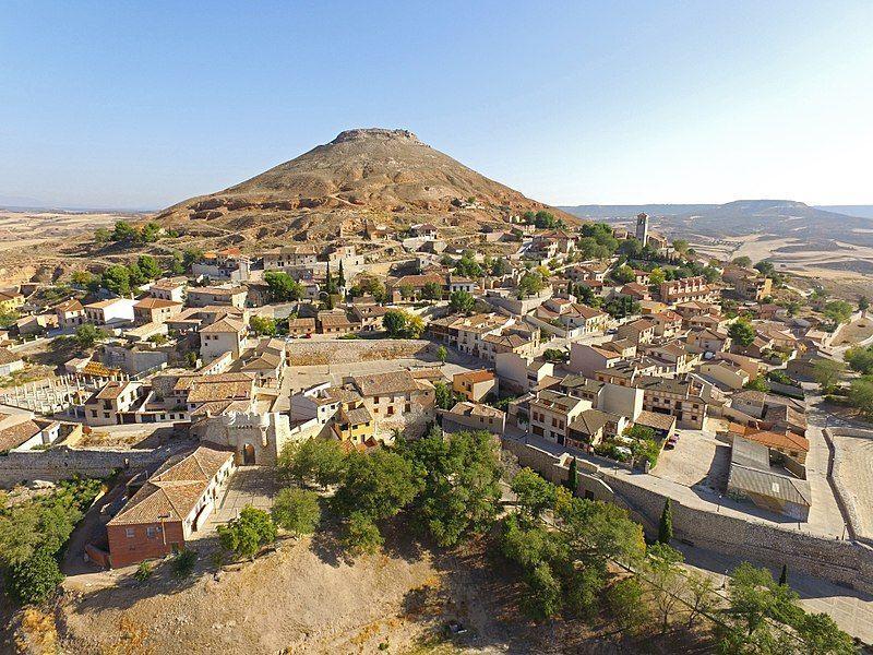 Hita pueblos históricos