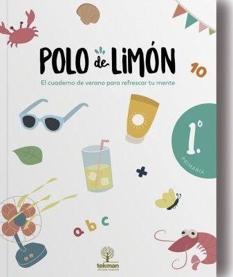 Polo de limón Cuadernos de verano