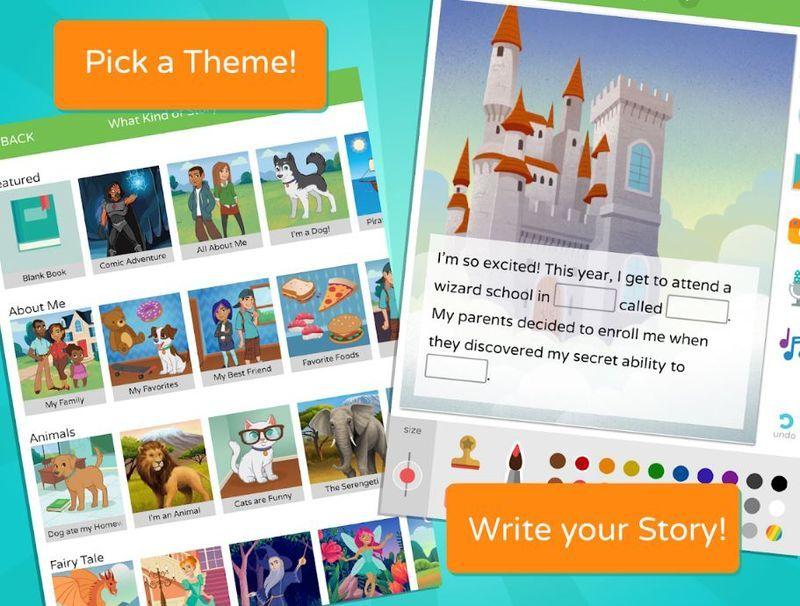 Scribble: Kids Book Maker