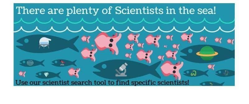 Skype a Scientist programa
