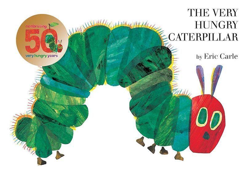 The-very-hungry-casterpillar