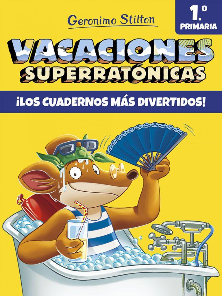 Vacaciones Superratónicas Cuadernos de verano