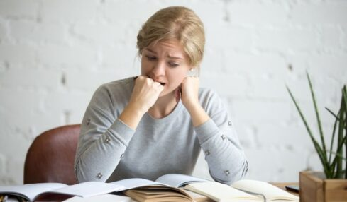 ansiedad exámenes oposiciones