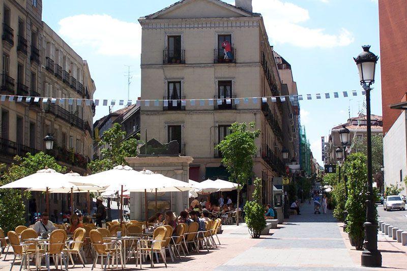 Barrio de las Letras Madrid rutas teatralizadas