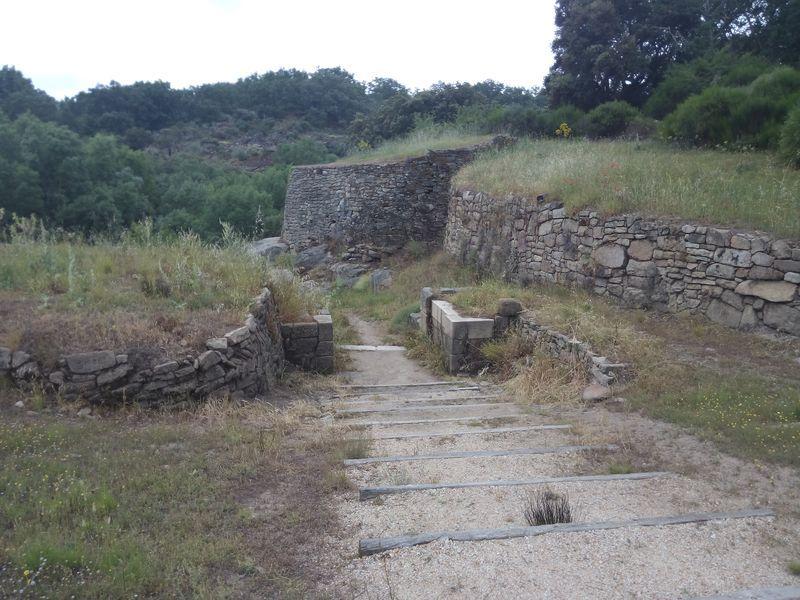 Castro de las Merchanas (Salamanca)